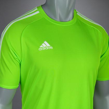 Adidas Estro 15 mez, fluozöld fehér | Fürge Nyuszi Focivilág