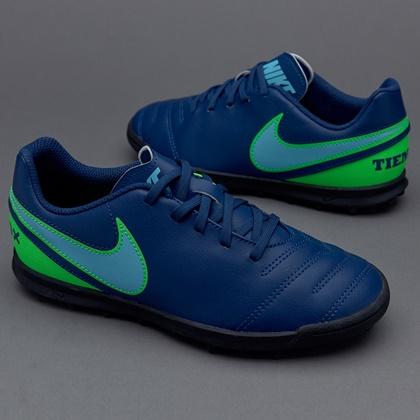 Nike Tiempo Rio III TF műfüves focicipő, gyerekméret | Fürge