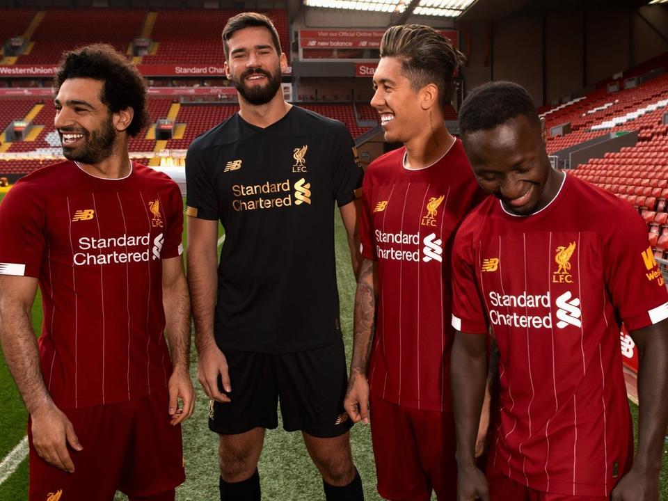 Bíróság döntött a Liverpool mezéről | Fürge Nyuszi Focivilág
